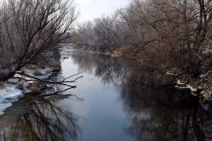 Boise River, near Eagle Road
